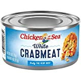 Chicken of the Sea Crab, White, 6-Ounce Packages (Pack of 12)