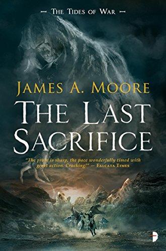 The Last Sacrifice (Tides of War Book 1) (English Edition)