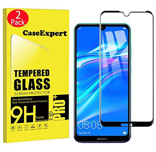 2 Pack - Huawei Y5 (2019) / Honor 8S Panzerglas, HülleExpert® Gehärtetem Schutzfolie Glasfolie Hartglas Panzerfolie Bildschirmschutzfolie für Huawei Y5 (2019) / Honor 8S
