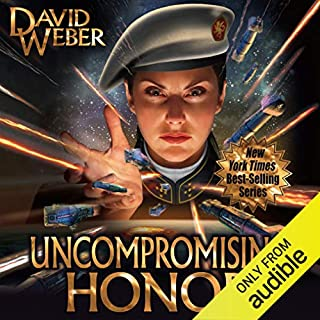 Uncompromising Honor     Honor Harrington, Book 14              By:                                                                                                                                 David Weber                               Narrated by:                                                                                                                                 Allyson Johnson                      Length: 30 hrs and 27 mins     1,321 ratings     Overall 4.7