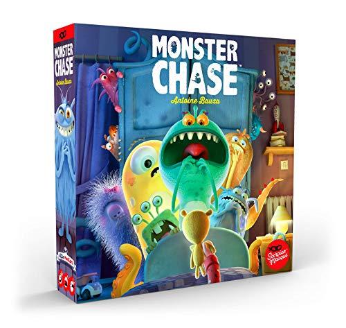 Scorpion Masque- Monster Chase - español, Multicolor (Asmodee SMMC0001)