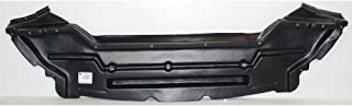 Engine Splash Shield Plastic Engine Under Cover Grille air deflector Front compatible with Ford Ford Focus