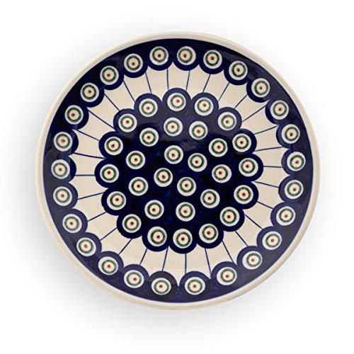 Bunzlauer Keramik Assiette de Petit déjeuner/Repas Motif ø 8 cm