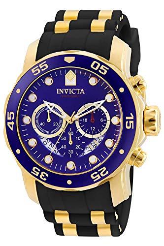 Invicta 6983 Pro Diver - Scuba Reloj para Hombre acero inoxidable Cuar