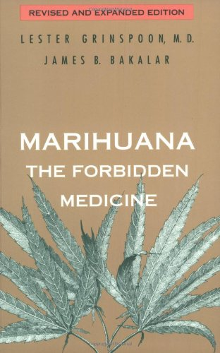 Marihuana: The Forbidden Medicine