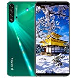 Nowa5pro 4000 mAh 8 millones de huellas dactilares de la cámara de desbloqueo del teléfono móvil del teléfono móvil de 6,1 pulgadas de alta definición gran pantalla smartphone Android 9.1D