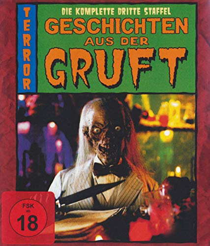 Geschichten aus der Gruft - Staffel 3 [Blu-ray]