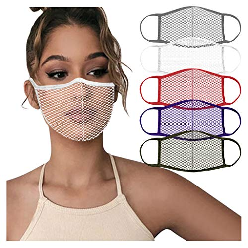 YOLIKA Reusable Nose Face Shield Doctor Who Theme of Movie Art Print Washable Mouth Guard Anti-Dust with Replaceable 6 pcs Filters