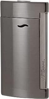 S.T. Dupont Slim 7 Gun Metal Brushed Jet Lighter / 027712