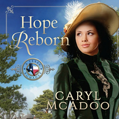 Hope Reborn audiobook cover art
