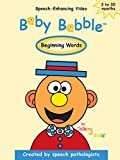 Baby Babble - Beginning Words