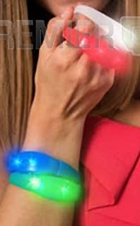Light Up Motion Activated Bracelet - Tons of Fun for That Party!