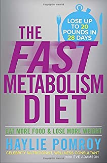 [By Haylie Pomroy] The Fast Metabolism Diet: Eat More Food and Lose More Weight (Hardcover)【2018】by Haylie Pomroy (Author) (Hardcover)