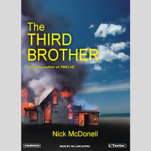 The Third Brother audiobook cover art