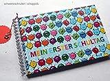 Gästebuch DIN A5 Mein erster Schultag Monstermix