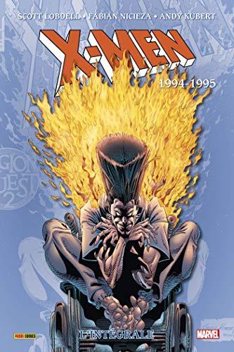 X-Men: L'intégrale 1994-1995 (T40)