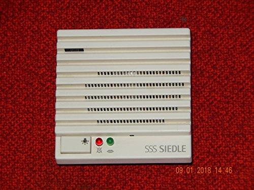 Siedle & Söhne altoparlante TLM/TK 511-0 B marrone funzione modulo per porta station 4015739155323