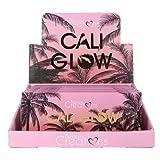 BEAUTY CREATIONS Cali Glow Display Set, 6 pcs