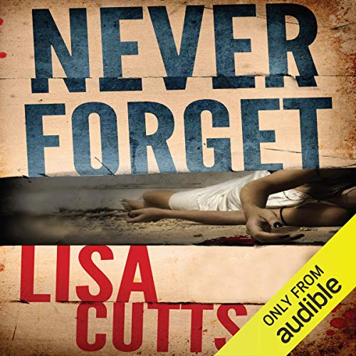 Never Forget audiobook cover art