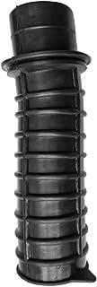 63mm 2 dimensioni Tubo flessibile di plastica per tubi di espansione flessibile per aspirazione daria modificato per auto universale Condotto di aspirazione dellaria modificato per auto