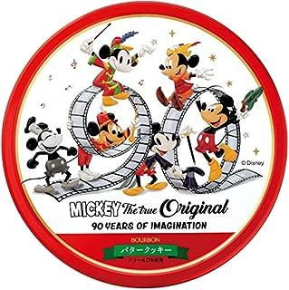 ブルボン バタークッキー缶(ミッキーマウス) 1缶(60枚)