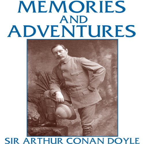 Memories and Adventures audiobook cover art