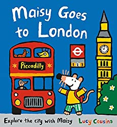 Maisy Goes to London - one of the best children's books set in london