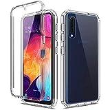Crystal Samsung Galaxy A20 A30 Case 360 Shockproof Clear