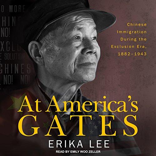 At America's Gates audiobook cover art