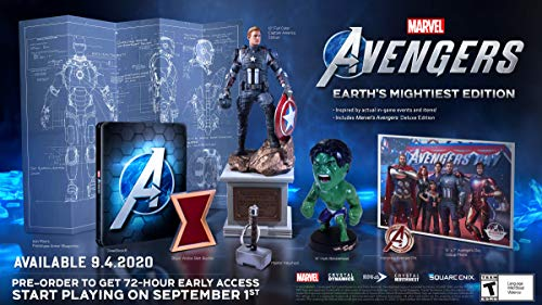 Marvel's Avengers: Earth's Mightiest Edition-PS4/XB1 80$