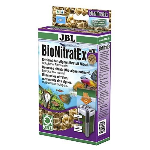 JBL Filterbälle zur effektiven Entfernung von Nitrat aus Aquarienwasser; BioNitratEx; 62536