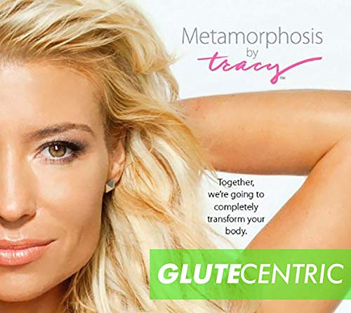 Metamorphosis by Tracy Glutecentric - Tracy Anderson 4 DVD Set