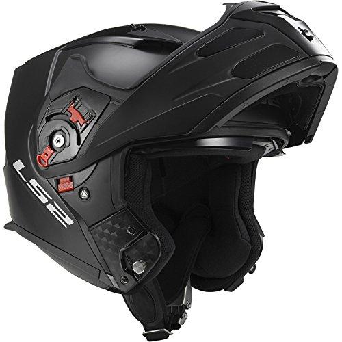 LS2 FF324.1 Motorhelm voor Metro Solid Flip
