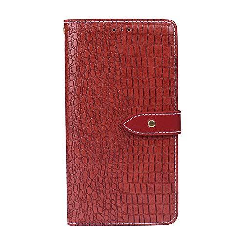 Hülle für Elephone P8 Mini,Handyhülle Elephone P8 Mini,TPU-Schutzhülle mit [Aufstellfunktion] [Kartenfächern] [Magnetverschluss] Brieftasche Ledertasche für Elephone P8 Mini