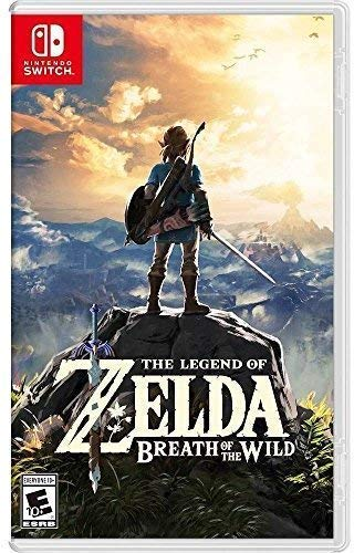 The Legend of Zelda: Breath of the Wild - Nintendo Switch - [Edizione: Regno Unito]