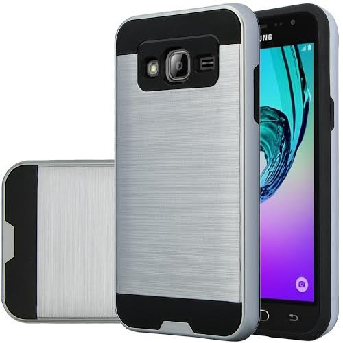 Galaxy J3 Case, Galaxy Sky Case, J36v Case,Galaxy Express Prime,Galaxy Sol,Galaxy Amp Prime Case Hybrid Dual Layer Defender Protective Case Compatible for Samsung Galaxy J3v, Colorful Tree