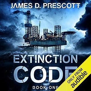 Page de couverture de Extinction Code