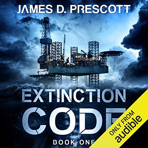Extinction Code cover art