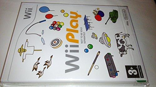 Wii Play (nur Spiel, ohne Wii Remote) [import allemand]