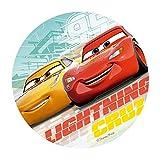 Dekora - Disney Pixar Car Decoracion Tartas de Cumpleaños, 20 cm, Multicolor, 114379