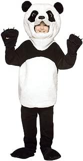 deluxe panda bear costume