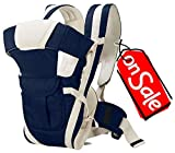 Teeny Weeny Adjustable Hands-Free 4-in-1 / Baby Carry Bag/Baby Safety Belt/Kid Carry Bag/Ba