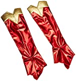 Rubie's Costume Co Women's DC Superheroes Boot-Tops, Supergirl