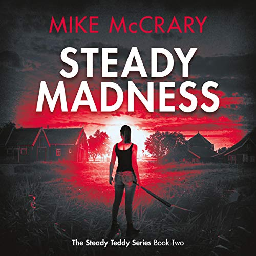 Steady Madness audiobook cover art