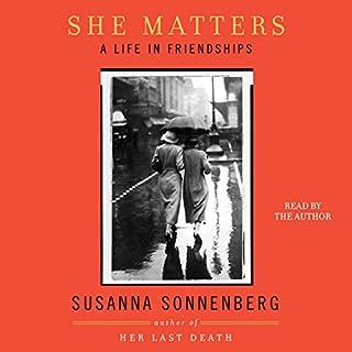 She Matters audiobook cover art