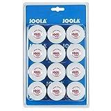 JOOLA 3-Star Table Tennis Training Balls (12 Count)