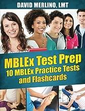 MBLEx Test Prep - 10 MBLEx Practice Tests and Flash Cards