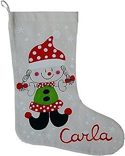 Calcetin Mama Noel personalizado