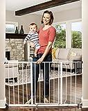 Regalo Easy Open Super Wide Walk Thru Gate