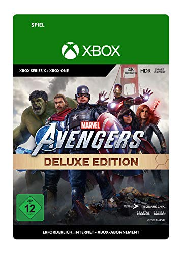 Marvel's Avengers: Deluxe Edition | Xbox - Download Code